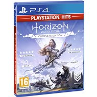 Horizon: Zero Dawn Complete Edition – PS4 - Hra na konzolu