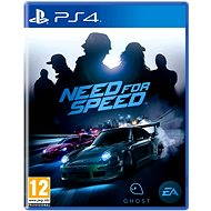 Need for Speed - PS4 - Hra na konzolu