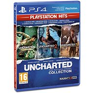 PS4 - Uncharted: The Nathan Drake Collection - Hra na konzolu