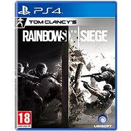 PS4 - Tom Clancys: Rainbow Six: Siege - Hra na konzolu