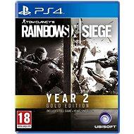 Tom Clancy's Rainbow Six: Siege Gold Season 2 - PS4 - Hra pre konzolu