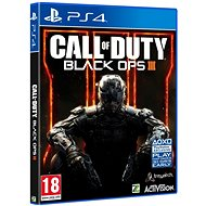 PS4 - Call Of Duty: Black Ops 3 - Hra na konzolu