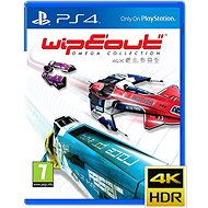 WipEout: Omega Collection - PS4 - Hra na konzolu