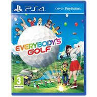 Everybody's Golf - PS4 - Hra na konzolu