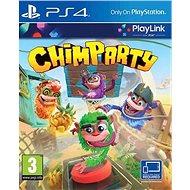 Chimparty – PS4 - Hra na konzolu