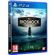 PS4 - Bioshock Collection - Hra na konzolu