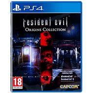 Resident Evil Origins Collection – PS4 - Hra na konzolu