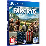 Far Cry 5 – PS4 - Hra na konzolu