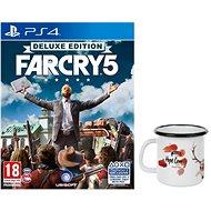 Far Cry 5 Deluxe Edition + Originálny hrnček – PS4 - Hra pre konzolu