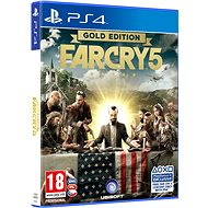 Far Cry 5 Gold Edition – PS4 - Hra pre konzolu