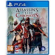 Assassin's Creed Chronicles CZ - PS4 - Hra na konzolu