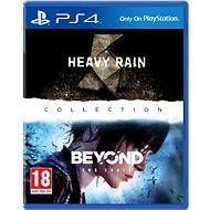Heavy Rain & Beyond Two Souls Collection - PS4 - Console Game