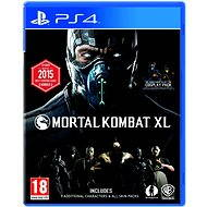 Mortal Kombat XL - PS4