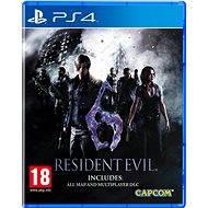 Resident Evil 6 HD - PS4 - Hra na konzolu