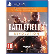 Battlefield 1 Revolution - PS4 - Hra na konzolu
