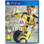 FIFA 17  - PS4 - Hra na konzolu