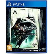 Batman Return to Arkham – PS4 - Hra na konzolu