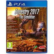 Forestry 2017: The Simulation - PS4 - Hra pre konzolu