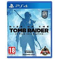 Rise of The Tomb Raider 20th Celebration Edition - PS4 - Console Game
