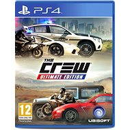 The Crew Ultimate Edition – PS4 - Hra na konzolu