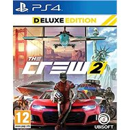 The Crew 2: Deluxe edition – PS4 - Hra na konzolu