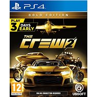 The Crew 2 Gold Edition – PS4 - Hra na konzolu