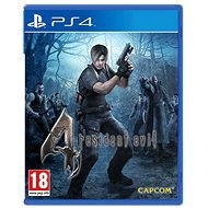 Resident Evil 4 – PS4 - Hra na konzolu