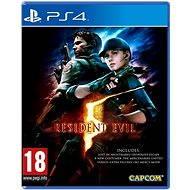 Resident Evil 5 – PS4 - Hra na konzolu