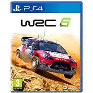 WRC 6: FIA World Rally Championship 6 - PS4 - Hra pre konzolu