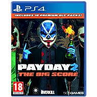 Payday 2 The Big Score - PS4 - Hra pre konzolu