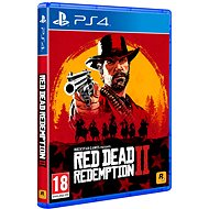 Red Dead Redemption 2 - PS4 - Hra na konzolu