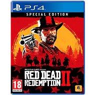 Red Dead Redemption 2 – Special Edition – PS4 - Hra pre konzolu