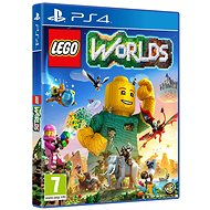 LEGO Worlds - PS4 - Hra na konzolu