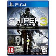 Sniper: Ghost Warrior 3 Stealth Edition – PS4 - Hra pre konzolu