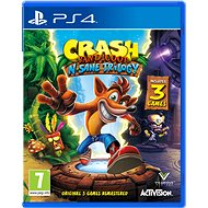 Crash Bandicoot N Sane Trilogy – PS4 - Hra na konzolu