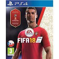 FIFA 18 - PS4 - Hra na konzolu