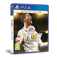 FIFA 18 Ronaldo Edition - PS4 - Hra na konzolu
