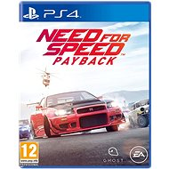 Need for Speed Payback - PS4 - Hra na konzolu