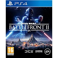 Star Wars Battlefront II - The Last Jedi Heroes - PS4 - Hra na konzolu