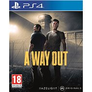 A Way Out – PS4 - Hra pre konzolu