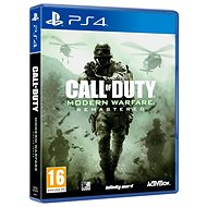 Call of Duty: Modern Warfare Remaster - PS4 - Hra pre konzolu