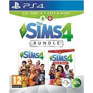 The Sims 4: Psy a Mačky (Plná hra + rozšírenie) – PS4 - Hra na konzolu
