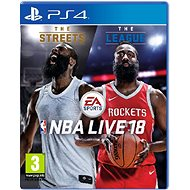 NBA Live 18 - PS4 - Hra na konzolu