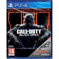 Call of Duty: Black Ops III Zombies Chronicles - PS4 - Hra na konzolu