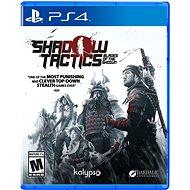 Shadow Tactics: Blades of the Shogun - PS4 - Hra pre konzolu