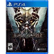 Blackguards 2 – PS4 - Hra pre konzolu