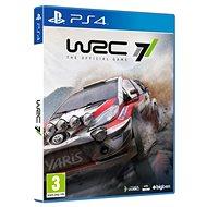 WRC 7 – PS4 - Hra pre konzolu