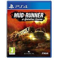 Spintires: MudRunner – PS4 - Hra pre konzolu