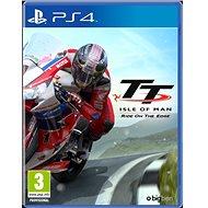 TT Isle Of Man: Ride on the Edge - PS4 - Hra pre konzolu
