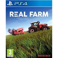Real Farm - PS4 - Hra pre konzolu